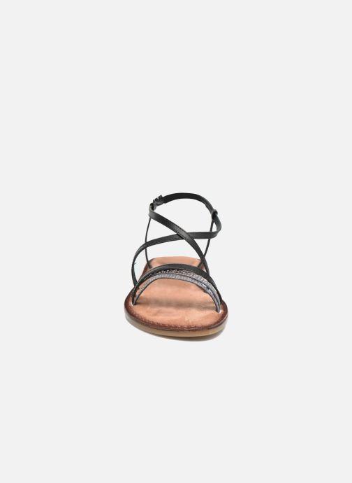 Sandalen Tamaris Cabaret schwarz schuhe getragen