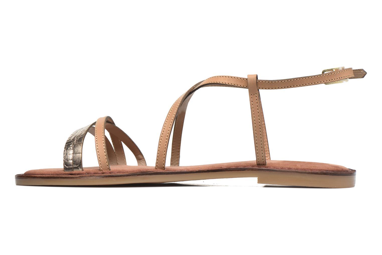 Sandales et nu-pieds Tamaris Cabaret Marron vue face