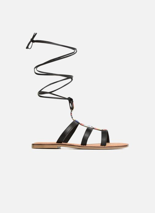 Tamaris Réséda (Zwart) - Sandalen  Zwart (Black Comb) - schoenen online kopen