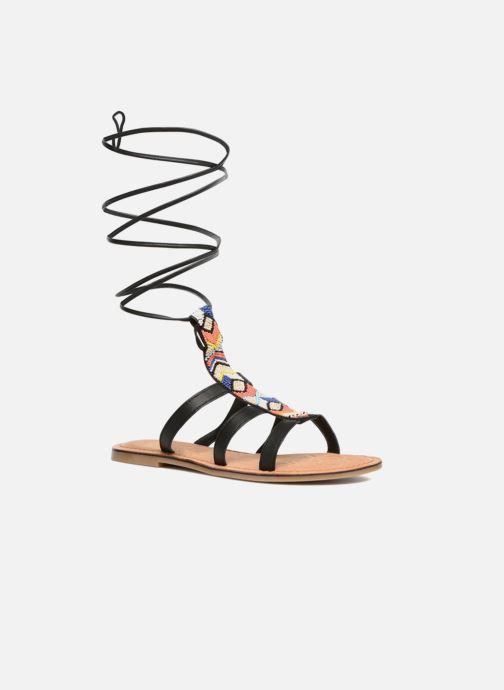 Sandales et nu-pieds Tamaris Réséda Noir vue détail/paire