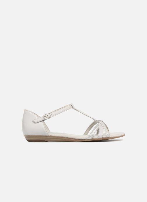 Sandales et nu-pieds Tamaris Carthame Gris vue derrière