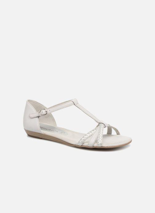 Sandales et nu-pieds Tamaris Carthame Gris vue détail/paire