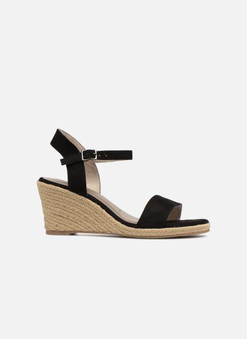 Sandales et nu-pieds Tamaris Nepeta Noir vue derrière