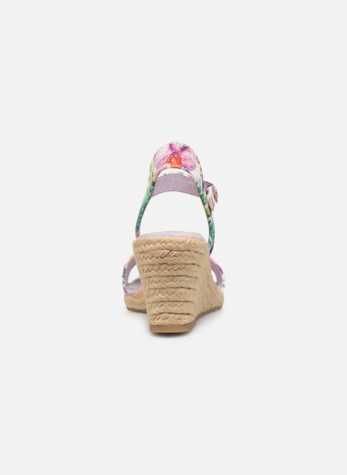 Sandals Tamaris Nepeta Multicolor view from the right