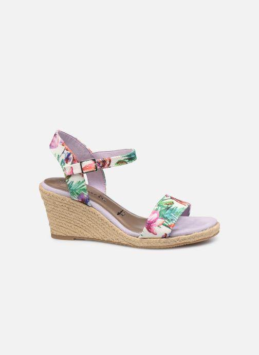 Sandales et nu-pieds Tamaris Nepeta Multicolore vue derrière