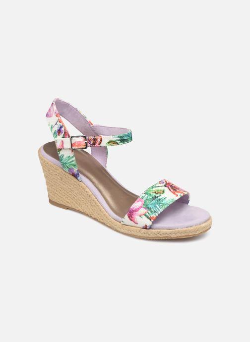 Sandales et nu-pieds Tamaris Nepeta Multicolore vue détail/paire
