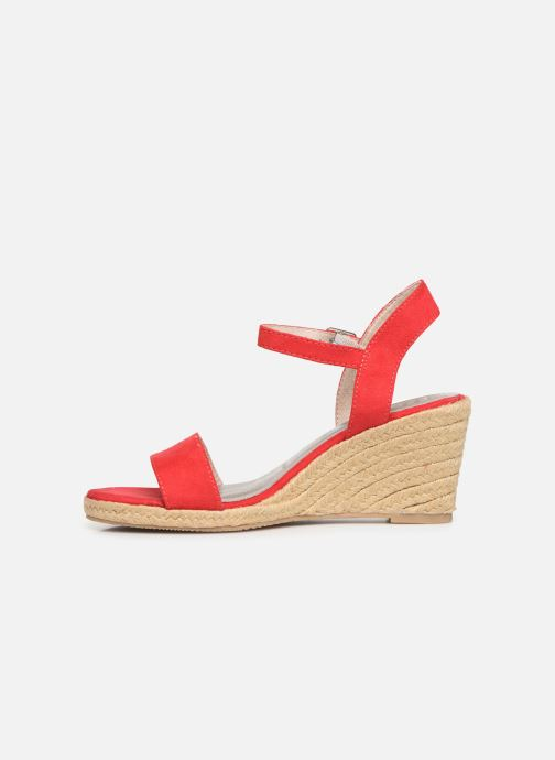 Sandals Tamaris Nepeta Red front view