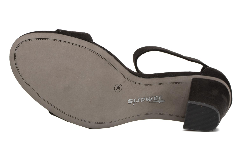 Sandalen Tamaris Digitale Zwart boven