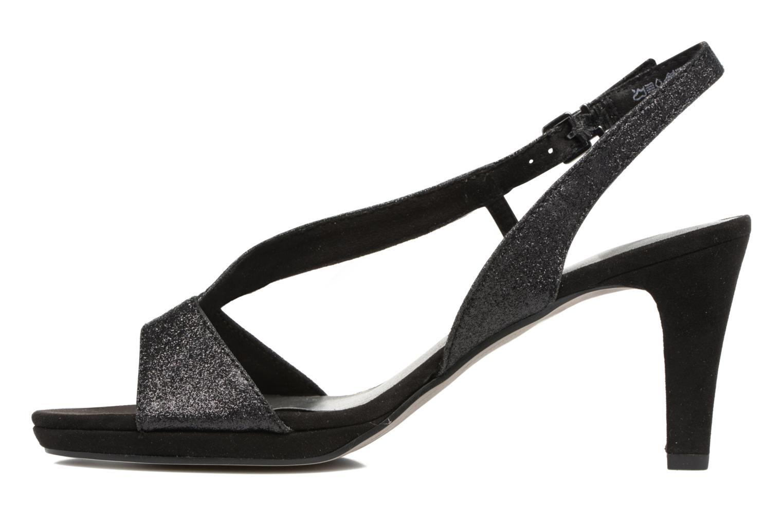 Zapatos de tacón Tamaris Ammy Negro vista de frente
