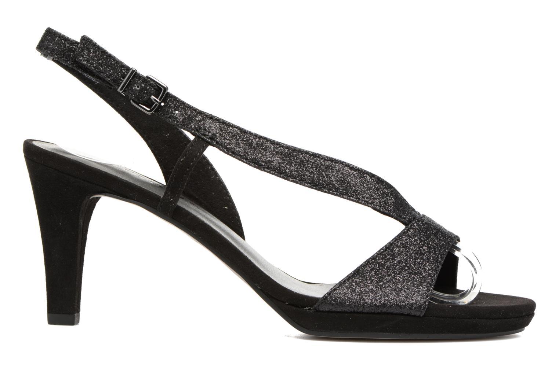 Zapatos de tacón Tamaris Ammy Negro vistra trasera