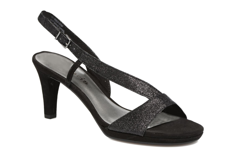 Zapatos de tacón Tamaris Ammy Negro vista de detalle / par