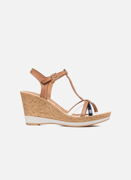 Sandales et nu-pieds Tamaris Aunée Multicolore vue derrière