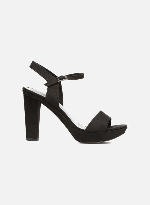 Sandales et nu-pieds Tamaris Hysope Noir vue derrière