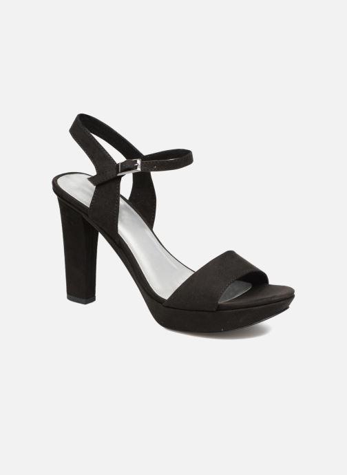 Sandales et nu-pieds Tamaris Hysope Noir vue détail/paire