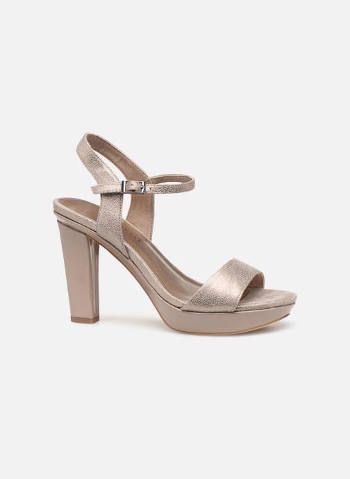 Sandales et nu-pieds Tamaris Hysope Rose vue derrière