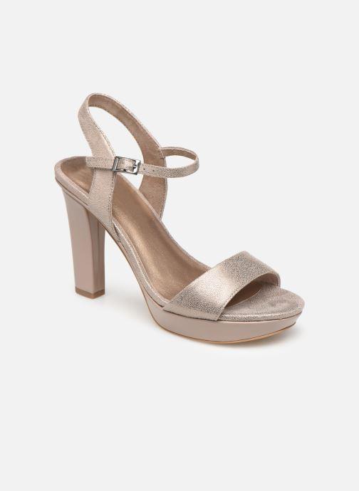 Sandales et nu-pieds Tamaris Hysope Rose vue détail/paire
