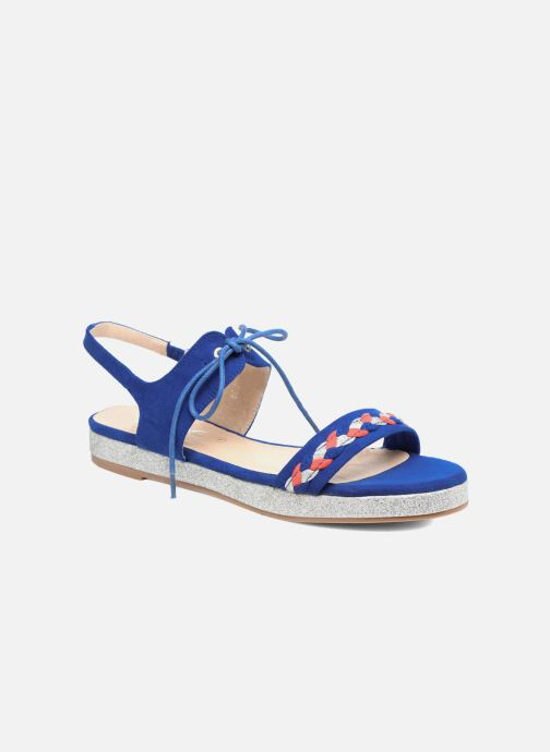 Sandalen Divine Factory Oko blau detaillierte ansicht/modell
