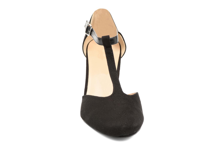 Escarpins Divine Factory Dock Noir vue portées chaussures