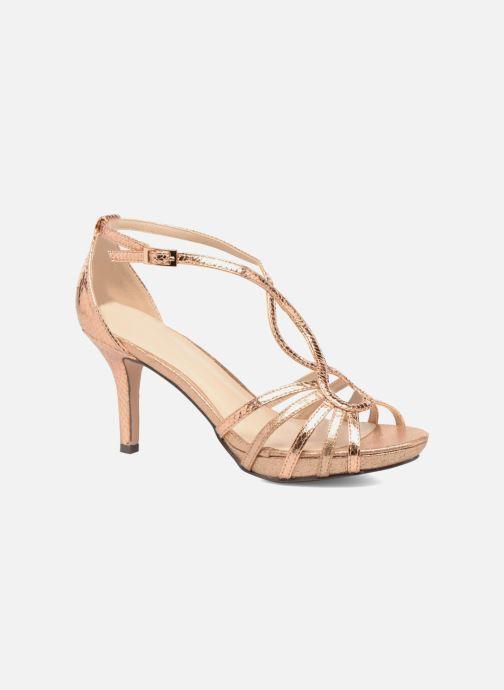 Sandales et nu-pieds Menbur TIFLIS Or et bronze vue détail/paire