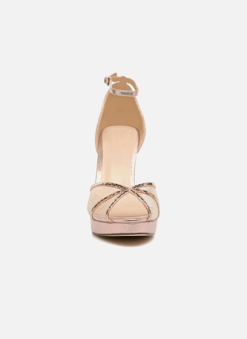 Sandales et nu-pieds Menbur TIFLIS 2 Or et bronze vue portées chaussures