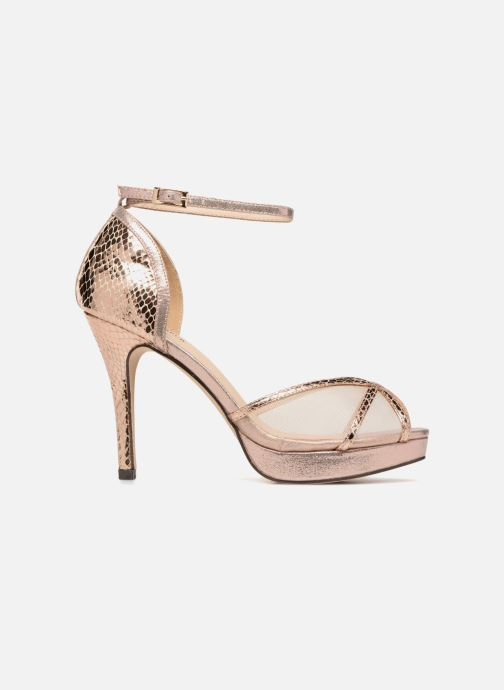 Sandales et nu-pieds Menbur TIFLIS 2 Or et bronze vue derrière