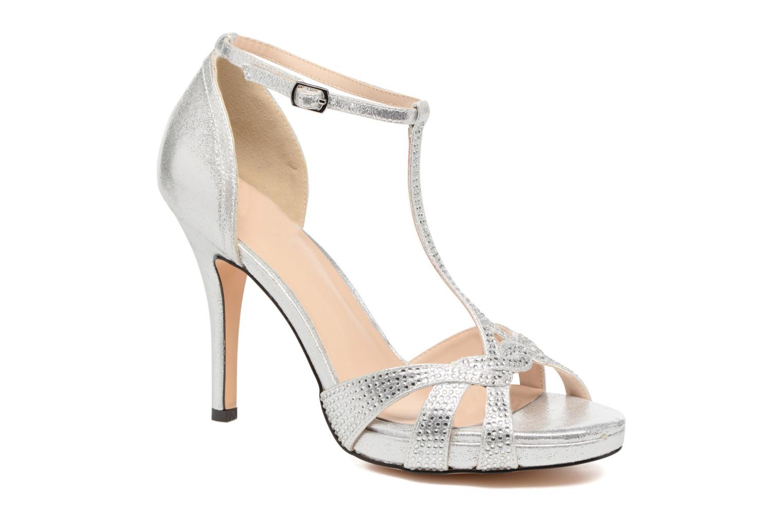 Sandales et nu-pieds Menbur VADUZ Argent vue détail/paire