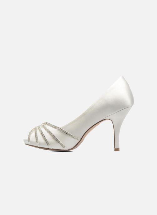 Zapatos de tacón Menbur JULIETA Blanco vista de frente