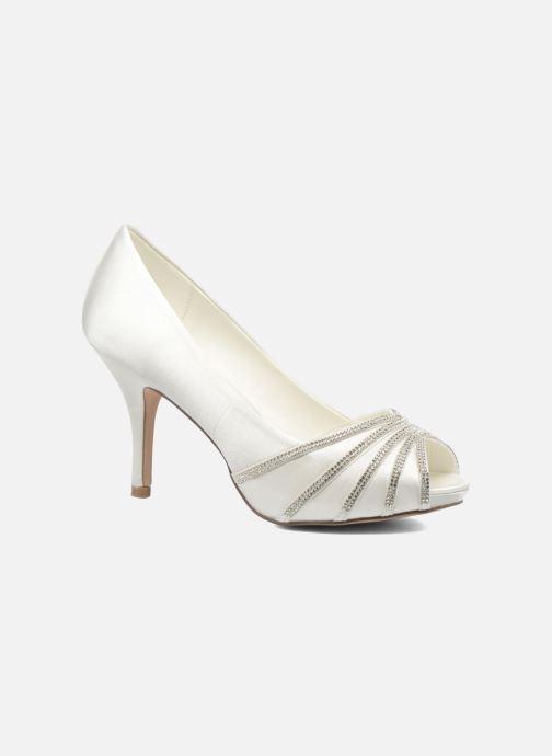 Zapatos de tacón Menbur JULIETA Blanco vista de detalle / par