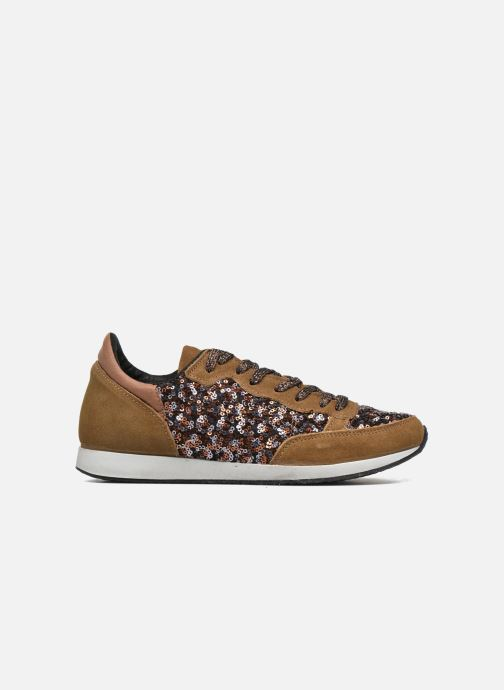 Sneakers Ippon Vintage Run Luxury Marrone immagine posteriore