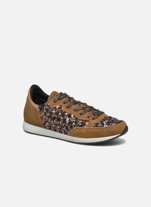 Sneakers Ippon Vintage Run Luxury Marrone vedi dettaglio/paio