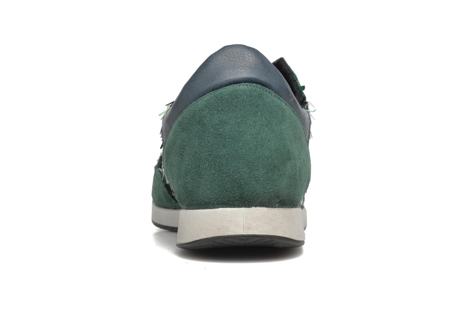 Trainers Ippon Vintage Run Luxury Blue view from the right