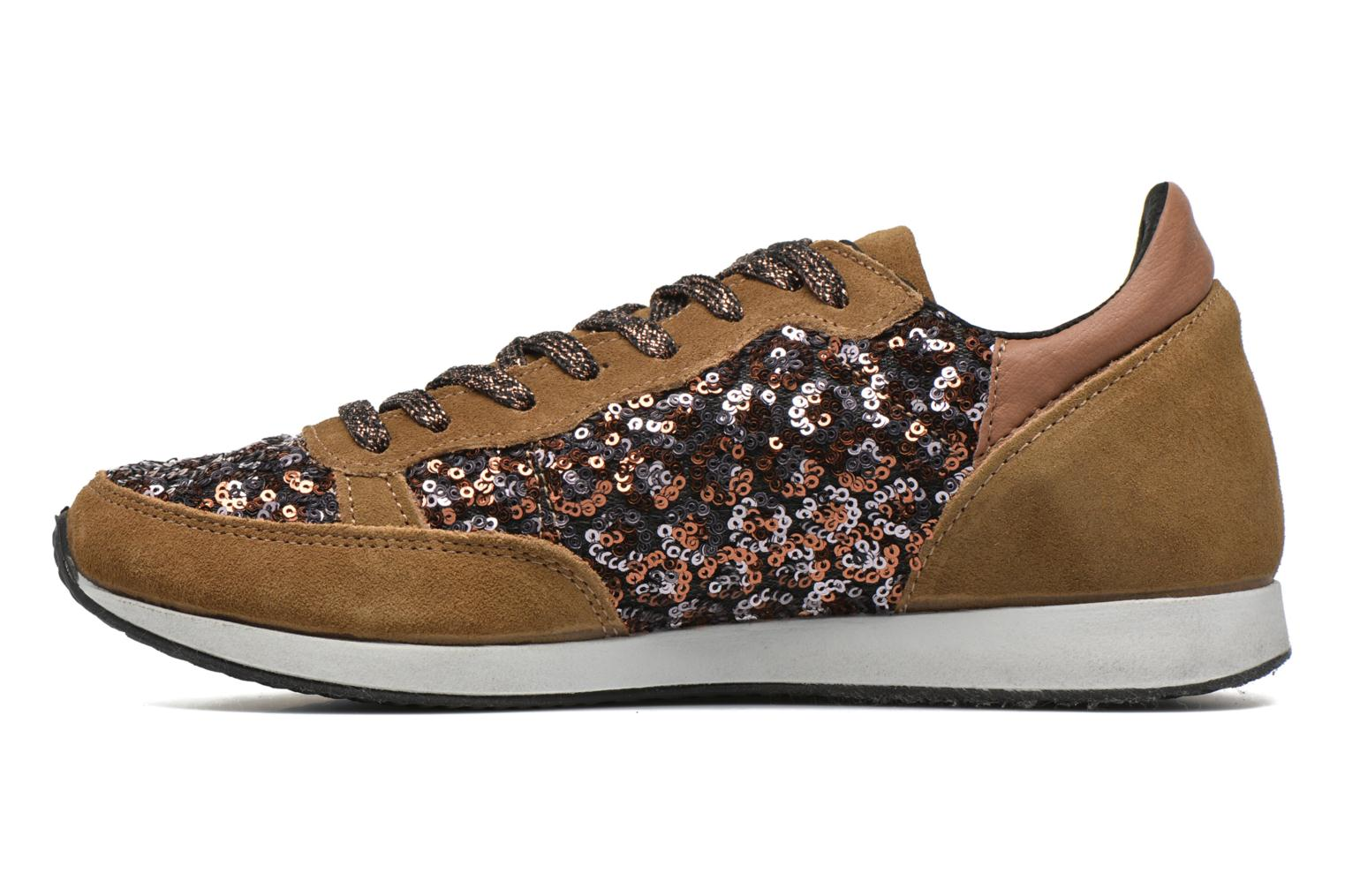 Trainers Ippon Vintage Run Luxury Brown front view