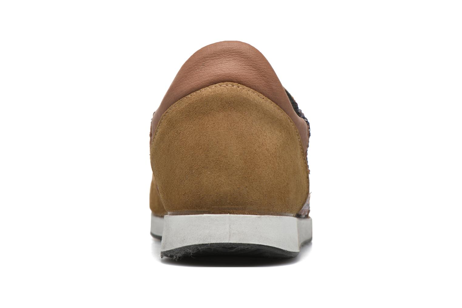 Trainers Ippon Vintage Run Luxury Brown view from the right