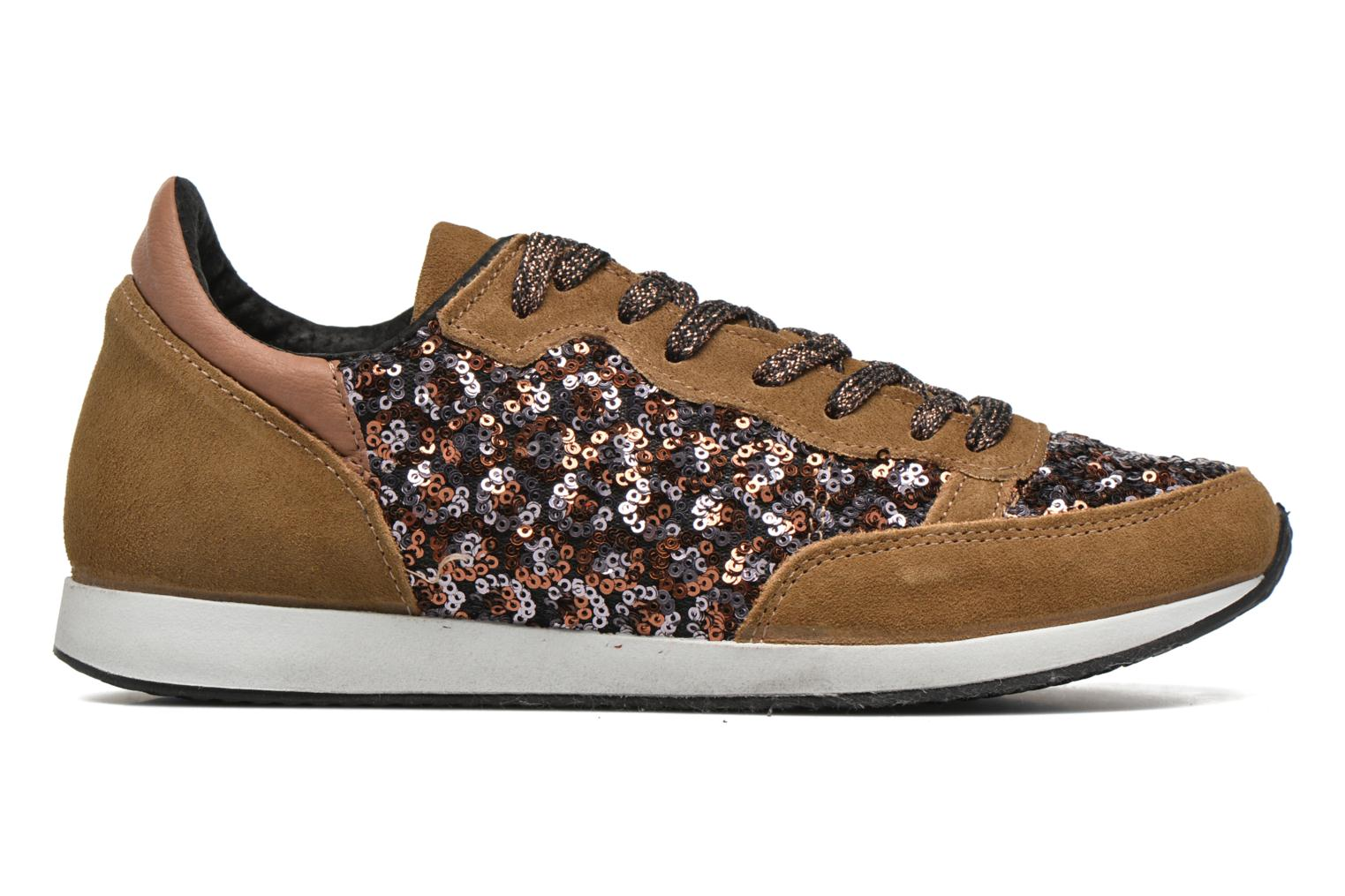 Trainers Ippon Vintage Run Luxury Brown back view