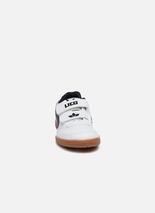 Baskets Lico Bernie V Blanc vue portées chaussures