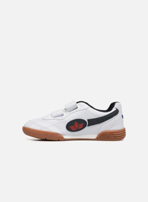 Sneakers LICO Bernie V Wit voorkant