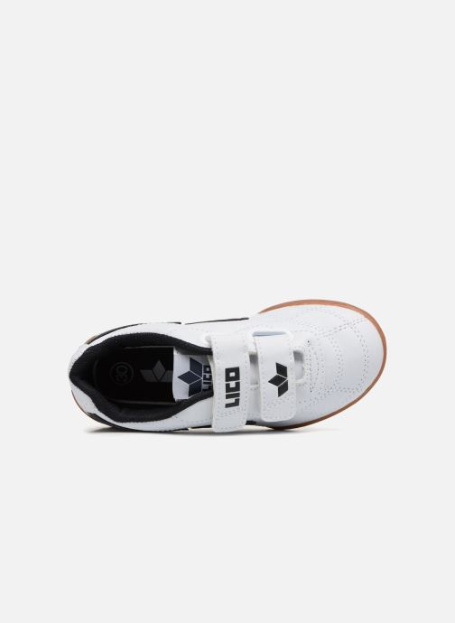 Sneakers LICO Bernie V Wit links