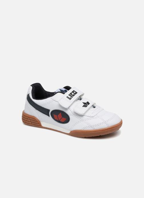 Sneakers LICO Bernie V Wit detail