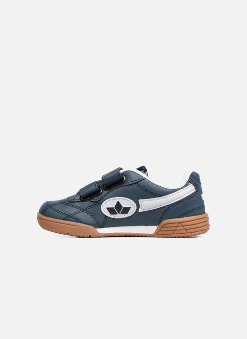 Sneaker LICO Bernie V blau ansicht von vorne