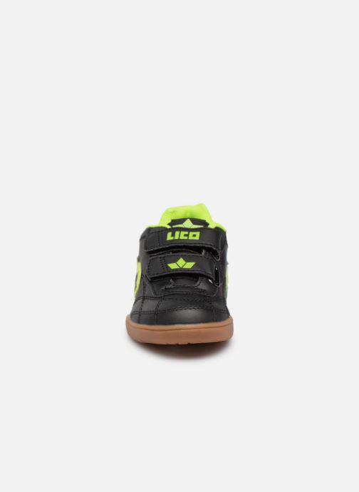 Sneakers LICO Bernie V Zwart model
