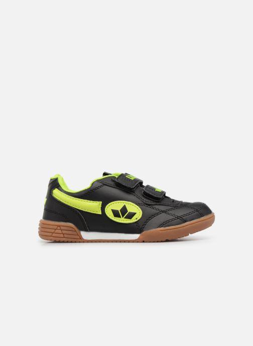 Sneakers LICO Bernie V Zwart achterkant
