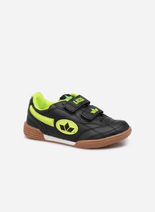 Sneakers LICO Bernie V Zwart detail