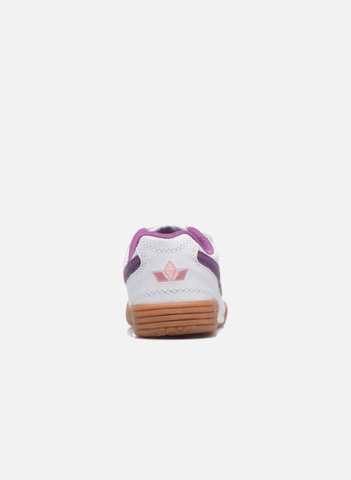 Baskets Lico Bernie V Violet vue droite
