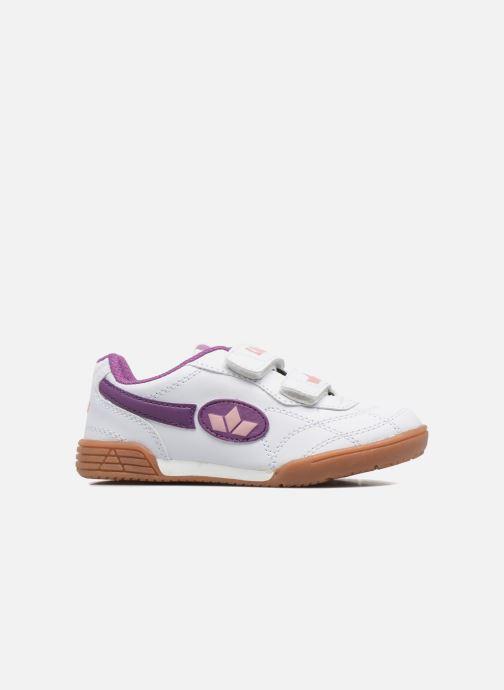 Sneaker LICO Bernie V lila ansicht von hinten