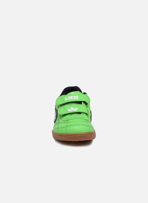 Sneakers LICO Bernie V Grøn se skoene på