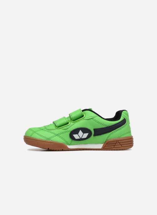 Sneakers LICO Bernie V Grøn se forfra