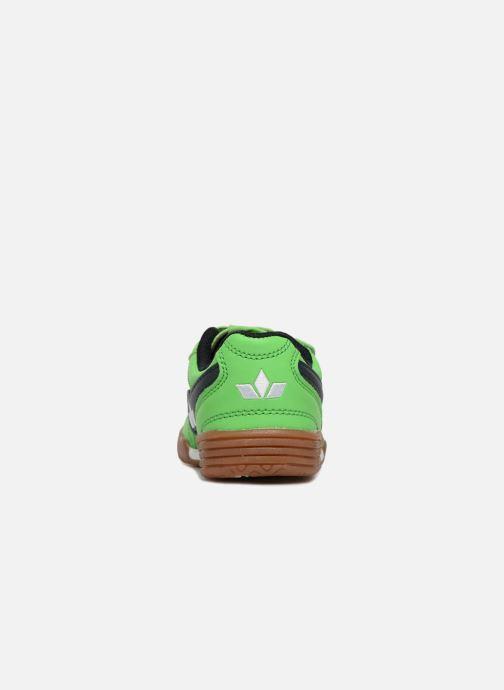 Sneakers LICO Bernie V Grøn Se fra højre