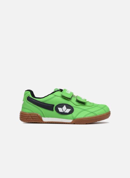 Sneakers LICO Bernie V Grøn se bagfra