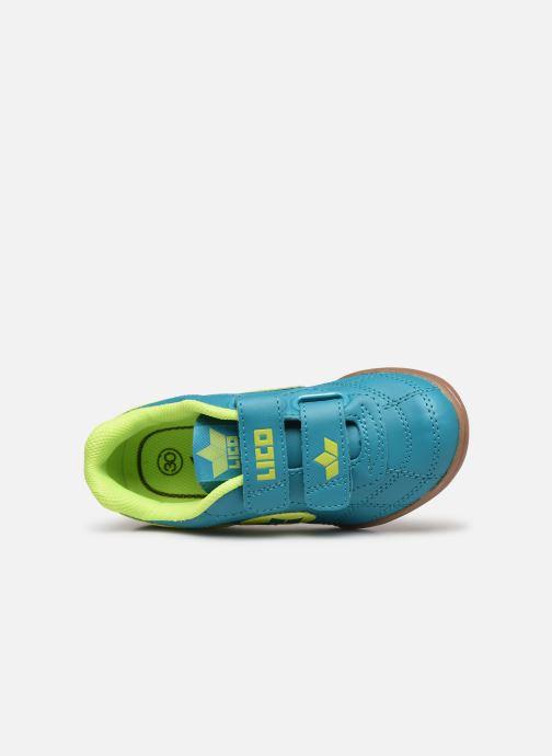 Sneakers Lico Bernie V Azzurro immagine sinistra