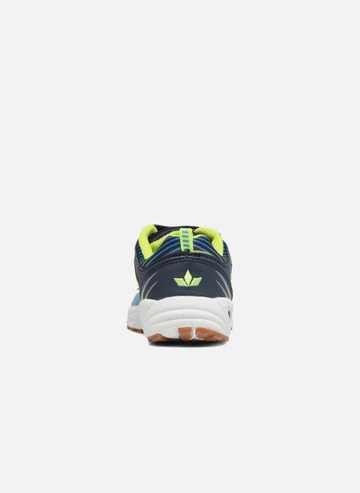Sneaker LICO Barney Vs blau ansicht von rechts